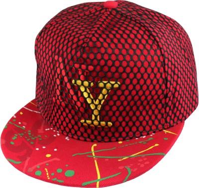 Friendskart Embroidered Embroidered Huntsman Era BOY Hip Hop Snapback Net Cap Cap