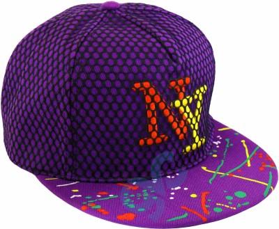 GVC Embroidered Huntsman Era NY Hip Hop Snapback Net Cap