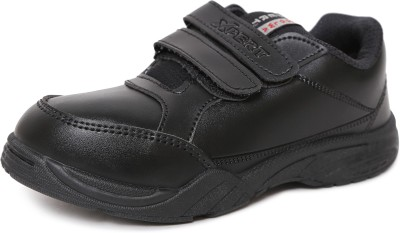 Xpert Boys Velcro Running Shoes Black Xpert Sports Shoes