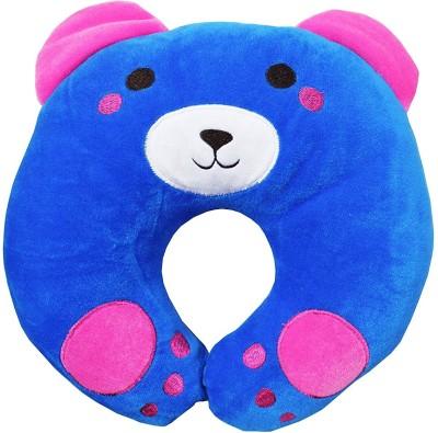 InEffable U Shape Feeding/Nursing Pillow Pack of 1(Blue, Pink)