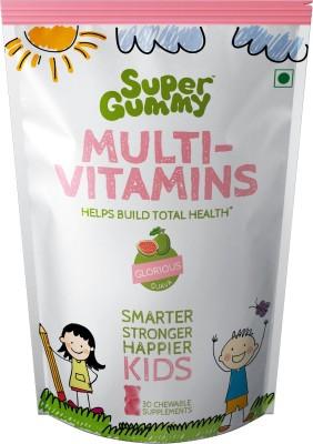 SUPER GUMMY MULTI - VITAMINS Gummies(102 g)