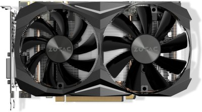 ZOTAC NVIDIA ZT-P10810G-10P 11 GB GDDR5X Graphics Card(Black)