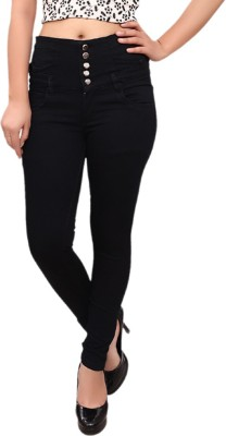 Nifty Skinny Women Black Jeans