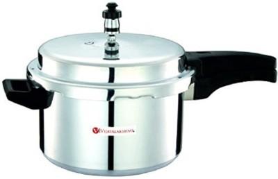Vijayalakshmi Vijayalakshmi Aluminium 5 L Pressure Cooker 5 Pressure Cooker(Aluminium)