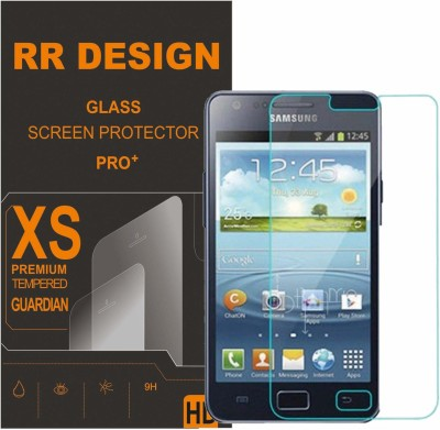 RR Design Screen Guard for Samsung galaxy S2(Pack of 1)