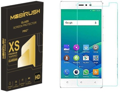 Mobirush Tempered Glass Guard for Gionee S6(Pack of 1)