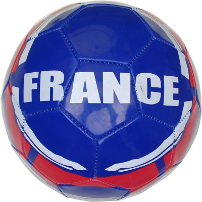 FIFA France Football   Size: 5   Pack of 1, Red, White, Blue  FIFA Footballs