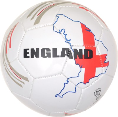 FIFA England Football - Size: 5(Pack of 1, White)