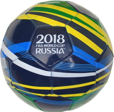 FIFA World Cup Russia Strike Football   Size: 5 Pack of 1, Multicolor