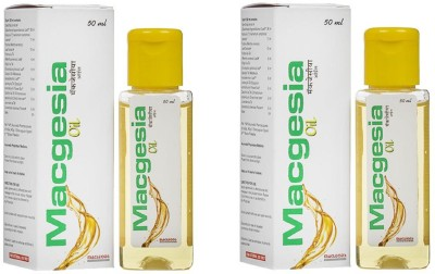 Macleods Macgesia Oil 50 ml pack of 2 Liquid(50 ml)