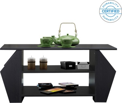 Crystal Furnitech Avia Engineered Wood Coffee Table(Finish Color - Wenge)