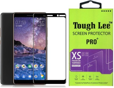 Tough Lee Tempered Glass Guard for Nokia 7 Plus(Pack of 1)