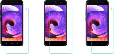 ACM Tempered Glass Guard for Karbonn Aura Sleek Plus(Pack of 3)
