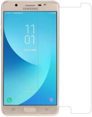 Swipe Wide Tempered Glass Guard for Samsung Galaxy J7 Max