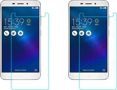 ACM Tempered Glass Guard for Asus Zenfone 3 Laser Zc551kl-4g037in(Pack of 2)