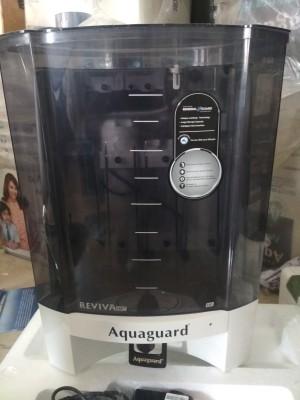Aquaguard reviva nxt ro uv 8.5 L RO + UV + MTDS Water Purifier(Black)