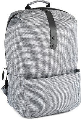 10 Off On Mi Casual 19 L Laptop Backpack Grey On Flipkart