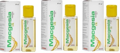 Macleods Macgesia Oil 50 ml pack of 3 Liquid(50 ml)