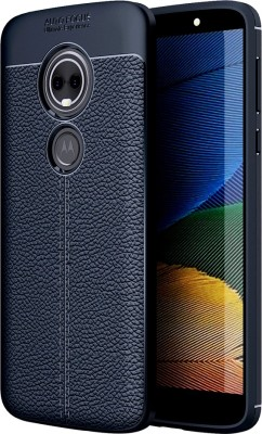 Golden Sand Back Cover for Motorola Moto G6 Play, Motorola G6Play(Blue, Shock Proof)