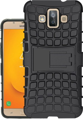 Jkobi Back Cover for SAMSUNG Galaxy On Nxt(Transparent, Rubber)
