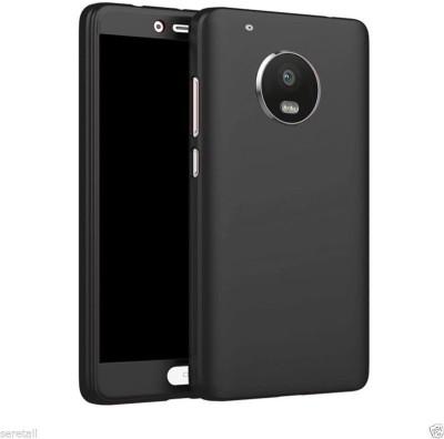 E TREE Back Cover for Motorola Moto G5 Plus Black