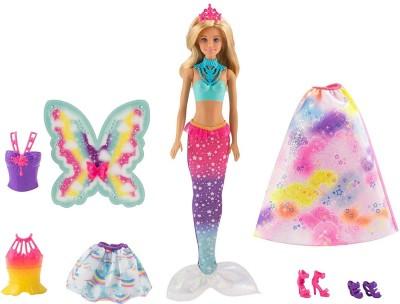 Barbie Dreamtopia Doll And Fashions(Multicolor)
