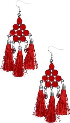 7e8b6d300 60% OFF on glamwars GLAMWARS Boho Gypsy Meena Tassel Earring for girls and  women -