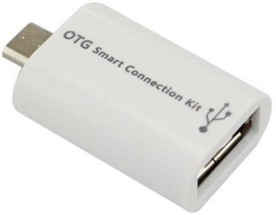 Dhhan USB OTG Adapter(Pack of 1)