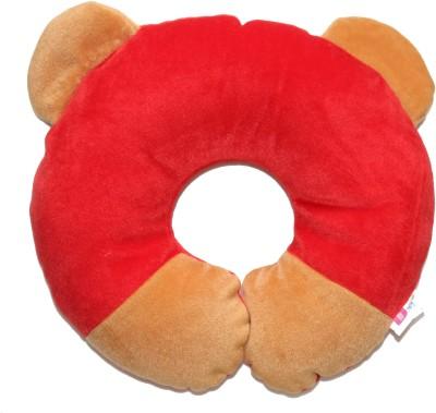 Kidzvilla Solid Feeding/Nursing Pillow(Red)