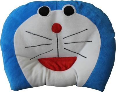 Kidzvilla Embroidry Feeding/Nursing Pillow Pack of 1(Blue)