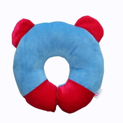 Kidzvilla Solid Feeding/Nursing Pillow(Blue)