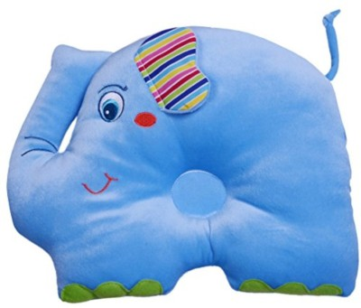 Guru Kripa Baby Products Cartoon Feeding/Nursing Pillow Pack of 1(Sky Blue)