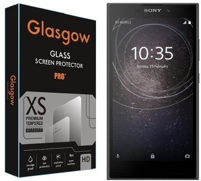 Glasgow Tempered Glass Guard for Sony Xperia L2(Pack of 1)