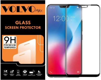 VOLVO MAX Tempered Glass Guard for Vivo V9(Pack of 1)