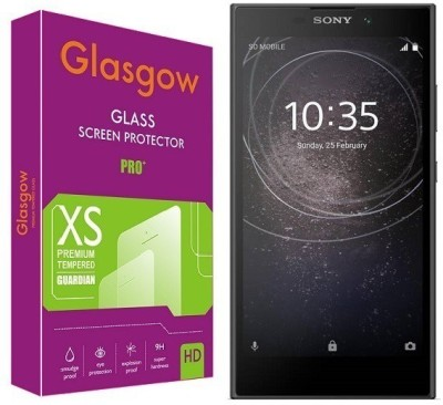 Bhakthi Tempered Glass Guard for Sony Xperia L