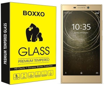 Boxxo Tempered Glass Guard for Sony Xperia L2