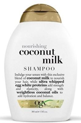 Organix Ogx Shampoo Coconut Milk Norishing(384.46 ml)