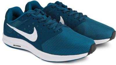 Nike NIKE DOWNSHIFTER 7 Running Shoes For Men(Green) 1