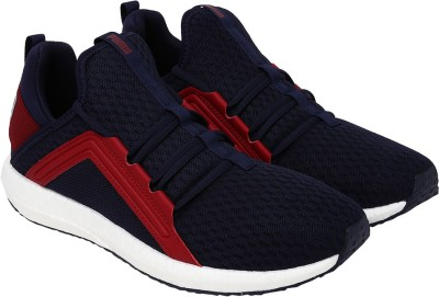 17bd3f7a26ff 60% OFF on Puma Men Navy Blue TSUGI Apex Running Shoes on Myntra ...