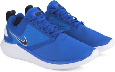 Nike LUNARSOLO Running Shoes For Men(Blue) 1