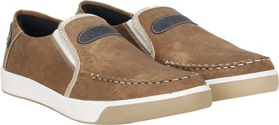 Kraasa Ace Party Wear For Men Tan Kraasa Casual Shoes