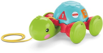 Fisher-Price Think and Learn, Spell and Speak Sea Turtle(Multicolor)