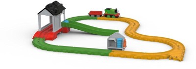 Thomas & Friends Adventures Percy at the Rescue Center(Multicolor) at flipkart