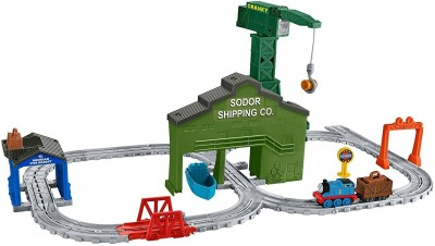 Thomas & Friends Adventures Cranky at the Docks(Multicolor)