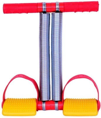 eSportic Double Spring Tummy Trimmer With Bag Ab Exerciser(Multicolor) at flipkart