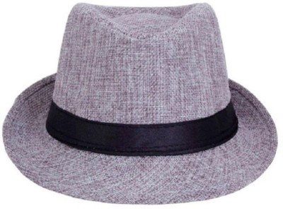 Goldstar Hat(Grey, Pack of 1)