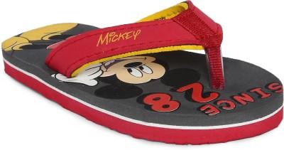Disney Boys Slip On Slipper Flip Flop(Grey) at flipkart