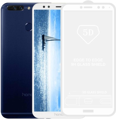 Case Creation Edge To Edge Tempered Glass for Honor 7C(Pack of 1)