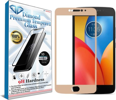 DG(DEVICE) Edge To Edge Tempered Glass for Motorola Moto E4 Plus