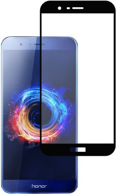 Case Creation Tempered Glass Guard for Huawei Honor 8 Pro 2018(Pack of 1)